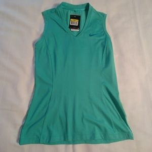 Womens Nike Golf Sleeveless Top